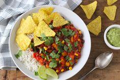 Chili sin carne - Francesca Kookt