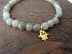 Spiritual Awakening & Intuition Mala Bracelet