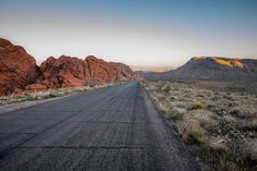 Red Rock Canyon in Las Vegas is one of the most adventurous places