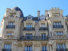 Immeuble (1905), Architecte Alfred Wagon - Paris