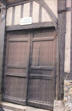 Bernay, une ville ma ville 2: Ruelles, allées et passages à Bernay...