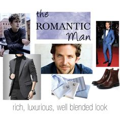 """""""the Romantic Man"""" by expressingyourtruth on Polyvore"""
