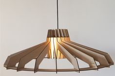 Nikolamp Tesla Laser Cut Lampshade by van Tjalle en Jasper on CROWDYHOUSE - ✓Unique Design Products ✓30 Day Returns ✓Buyer Protection