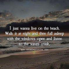 Yes!! My idea of paradise!