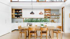 pfisterer-Freeman-home-kitchen-modern-wood-dining-table