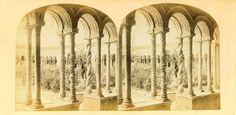 Fratelli D'Alessandri - n. 30 - Roma - Chiostro della basilica di San Paolo