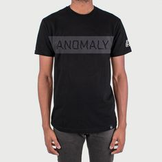Reach Records Lecrae 'Anomaly Reflective' T-Shirt | Reach Records Official Merch storefront by Merchline