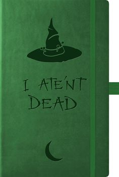 Granny Weatherwax Notebook ~ Discworld.com