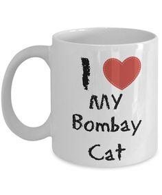 Your place to buy and sell all things handmade Coffee Mug Quotes, Cat Coffee Mug, Cat Mug, Nebelung Cat, Singapura Cat, Pixie Bob Cats, Cat Ideas, Bambino Cat, Cat Races