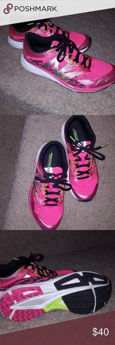 Running shoes New balance running shoes. Light weight. Worn twice. New Balance Shoes Athletic Shoes