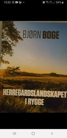 """""""Herregårdslandskapet i Rygge"""" av Bjørn Boge (ISBN: 9788269153729,8269153729). Celestial, Sunset, Movies, Movie Posters, Outdoor, Outdoors, Films, Film Poster, Cinema"""
