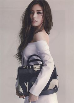 Nana for High Cut magazine Korean Beauty, Asian Beauty, Im Jin Ah Nana, Nana Afterschool, Prity Girl, Most Beautiful Faces, Photoshoot Inspiration, Fashion Inspiration, Girl Day