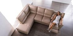 100% Leather. A practical recliner lounge suited for any home. Pieces can be added or subtracted to make it larger or smaller. Huge colour range!