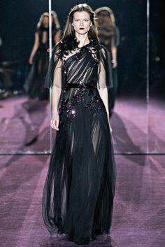 Gucci Fall 2012 Ready-to-Wear Fashion Show - Kasia Struss