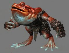 Debunking Common Myths About Solar Energy Orange Bush Toad from Guild Wars: Eye of the North