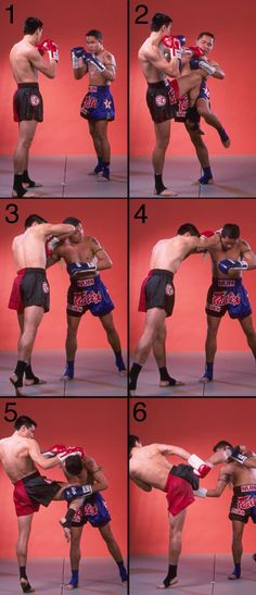 Muay Thai: Strikes and Combinations