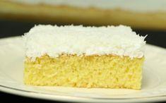 Süt Şerbetli İrmik Tatlısı Iftar, Vanilla Cake, Desserts, Food, Cakes, Youtube, Tailgate Desserts, Deserts, Cake Makers