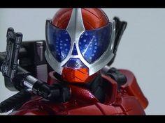 S.H.Figuarts - Kamen Rider Accel, Kamen Rider W (Double) & HARDBOILDER 仮...