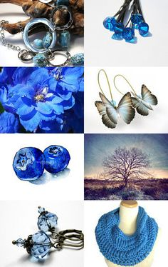 ECLETCTIC  ELECTRIC! by Janet Long on Etsy--Pinned with TreasuryPin.com