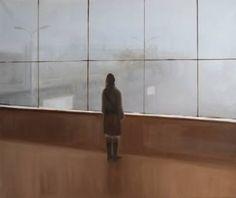 "Saatchi Art Artist Marta Zamarska; Painting, ""A Railway Impression XXXI"" #art"