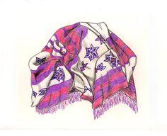 """""""Blanket 62"""" by Joey Veltkamp.  #art #drawing #seattleartist"""