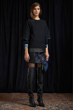 3.1 Phillip Lim Pre-Fall 2013 Collection Slideshow on Style.com