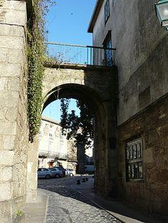 Arco de Mazarelos - Santiago de Compostela (España)