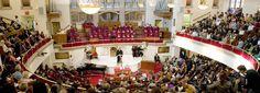 New York City Travel  Church choir in Harlem, New York City