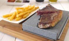 Lava Stone Steak Set by Black Rock Grill