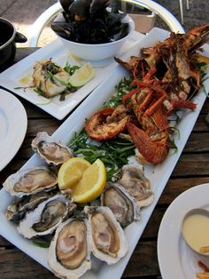 South African Seafood