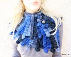 Exceptional Stitches Make a Crochet Hat Ideas. Extraordinary Stitches Make a Crochet Hat Ideas. Crochet Infinity Scarf Pattern, Crochet Earrings Pattern, Crochet Designs, Crochet Patterns, Unique Crochet, Diy Crochet, Crochet Things, Crochet Flower, Beautiful Crochet