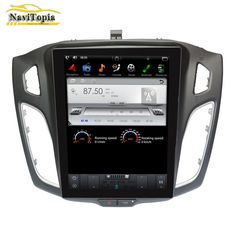 NAVITOPIA 10.4inch 2G+32G Vertical Huge Screen Android 6.0 Car DVD GPS For Ford Focus 2012 2013 2014 2015 2016 Radio Stereo //Price: $614.24 & FREE Shipping //     #audio