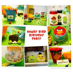 angry birthday party