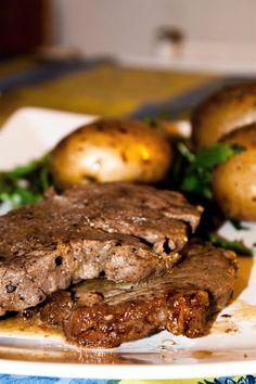 Šťavnatý Bifteck sauté au buerre od Julie Child! ~ Maškrtníci