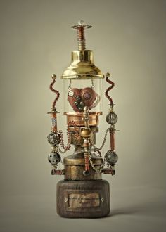 The alchemic transmutation chamber is a medical device that was invented by Victorian fringe scientists and was considered a breakthrough...
