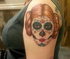 Princess Leia Tattoo 20