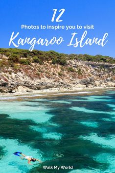 13 things to do in the stunning Kangaroo Island that will blow you away Want beautiful beaches, amazing scenery and iconic Australian wildlife? Then look no further. Here's our guide to the best things to see and do in Kangaroo Island. Australia Travel Guide, Visit Australia, South Australia, Australia Trip, Western Australia, Australia Honeymoon, Australia Visa, Melbourne, Sydney
