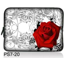 "Rose Universal Zip Bag 7"" Tablet Case Cover Sleeve for 7"" Samsung Galaxy Tab 2 Tab 3 ,Ipad Mini,Barnes & Noble NOOK Color Tab/Google Nexus 7,Amazon Kindle Fire HD ,HP Slate 7,Pendo Pad ,7 inch Pioneer Dreambook,Acer Iconia A100,BlackBerry PlayBook ,Pandigital Planet, Kurio 7 Tablet Android 4.0 Touchscreen Tablet PC ProfessionalBags,http://www.amazon.com/dp/B00F6LHJQ6/ref=cm_sw_r_pi_dp_owiYsb1CXK0BK0M0"