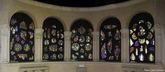 Fragments de vitraux de la Collégiale St Etienne de #Dreux #jm2jc #museedreux #art #histoire #patrimoine #france