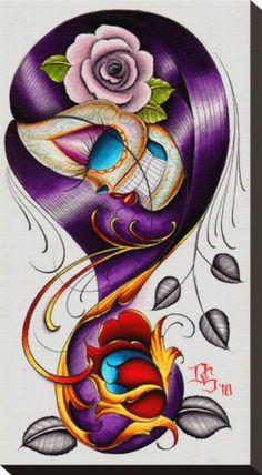 Violet By: Dave Sanchez