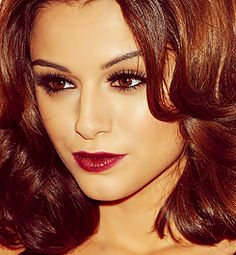 cher lloyd - apple berry lips and lots of mascara Beauty Makeup, Hair Makeup, Hair Beauty, Lloyd Singer, Hair Icon, Cher Lloyd, Celebrity Look, Makeup Inspiration, Makeup Ideas