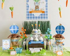 Construction Party Decorations DIY Party Collection by maydetails