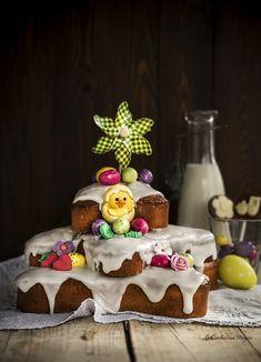 Bollo Mantecado de Pascua de Avilés - Easter Cake
