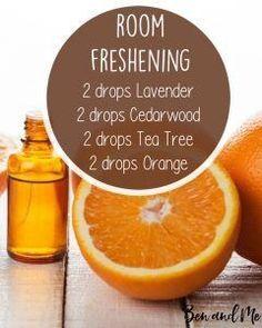 Room Freshening Essential Oil
