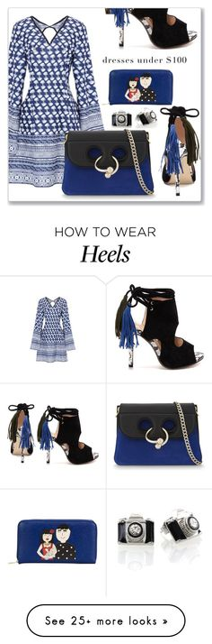 """""""Camera Ready"""" by interesting-times on Polyvore featuring J.W. Anderson, Dolce&Gabbana, Retrò and under100"""