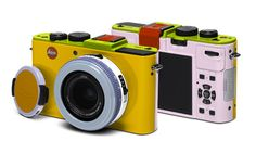 ColorWare Leica D LUX 6 Design Options