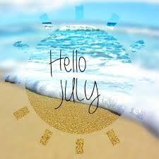 !¡ Hello July!