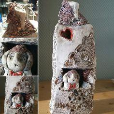 Operadame I keramikk