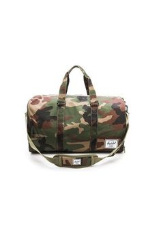 Camo Herschel Supply Co. Novel Weekender