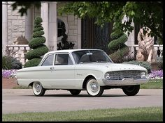 1960 Ford Falcon Two Door Sedan